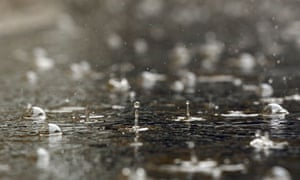 Heavy rain, England, summer 2012