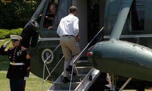 US President Barack Obama, June 2012