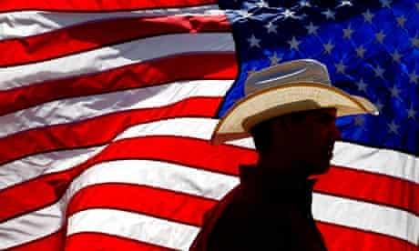 Fourth of July Parade in Oklahama