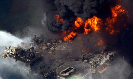Deepwater Horizon disaster/BP