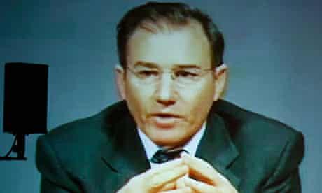 Glencore chief executive Ivan Glasenberg