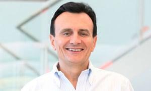 Pascal Soriot, AstraZeneca chief executive