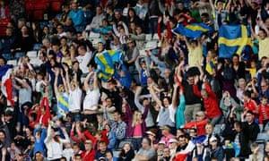 Sweden v France London 2012 Women's Olympic