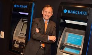 Antony Jenkins, Barclays chief executive