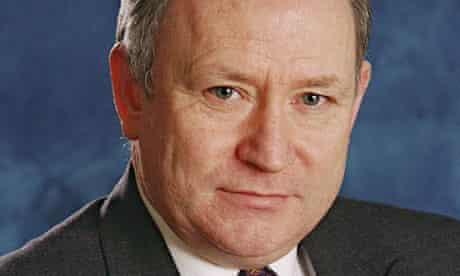 Peter Cummings, former HBOS banker