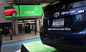 Avis Budget Buys Zipcar For 500m A 50 Premium To Its Share Value