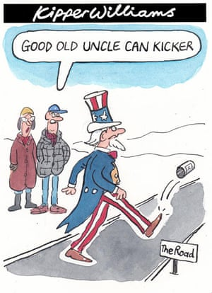 Kipper Williams on the fiscal cliff compromise