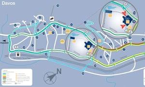 Davos map