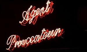 Underwear company Agent Provocateur