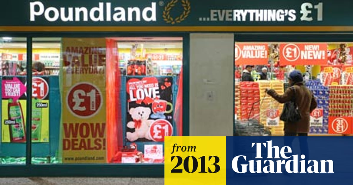 Poundland to open 500 new UK stores and expand into mainland