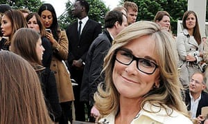 Burberry boss Angela Ahrendts' shock move to Apple raises questions in fashion circles