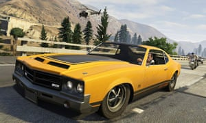 Grand Theft Auto 5: does it really look best on PlayStation