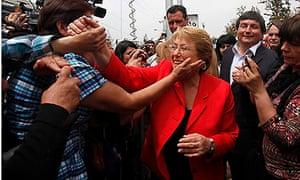 Michelle Bachelet - Chile