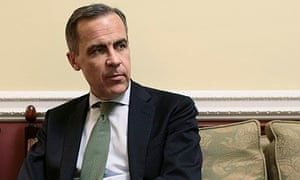 Mark Carney, governor of the Bank of England Governor of the Bank of England