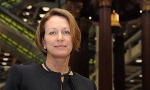 Inga Beale - Lloyd's of London CEO