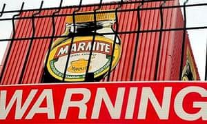 Marmite vs honey