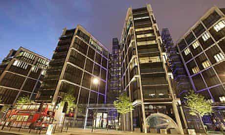 Luxury development in London