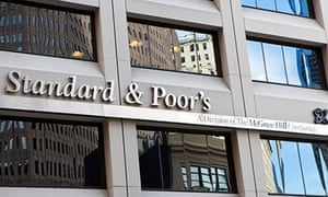 Standard & Poor's headquarters in New York