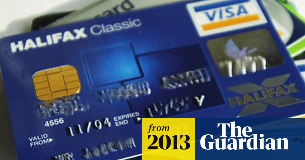 halifax links credit card costs to bank of england base