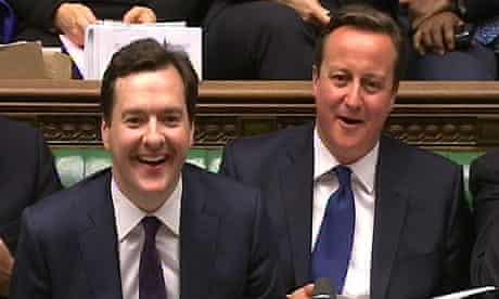 George Osborne - autumn statement