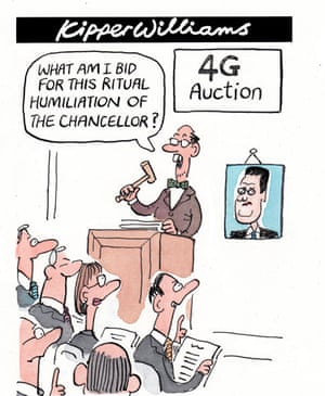 Kipper Williams on the 4G auction