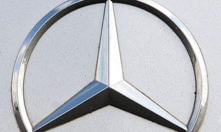 Mercedes-Benz fined over market rigging