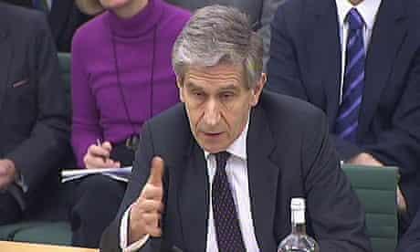 Former HBOS chairman Lord Stevenson