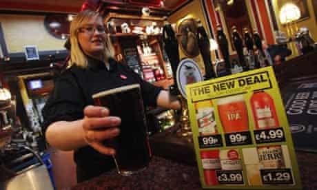 Budget 2013: beer duty cut