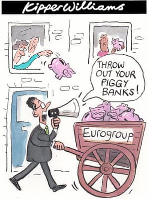 Kipper Williams on Cyprus bank bailout