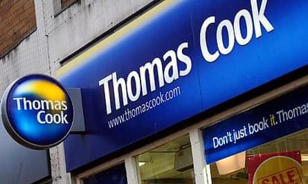 Thomas Cook jobs