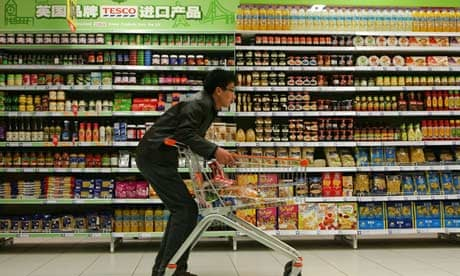 Tesco's empire: expansion checked in UK and beyond