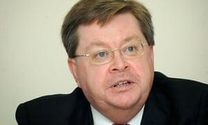 Ian McCafferty - MPC member
