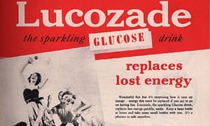 A Lucozade ad from 1953