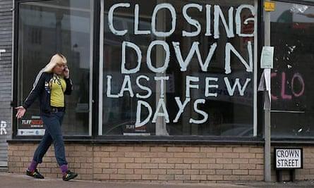 A closed shop