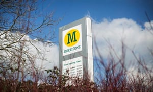 Morrisons in Chingford