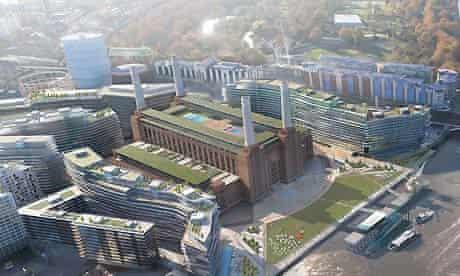 Battersea Power Station redevelopmet