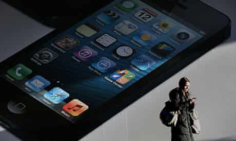 Apple's iPhone 5 4G