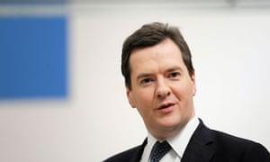 George Osborne - IMF