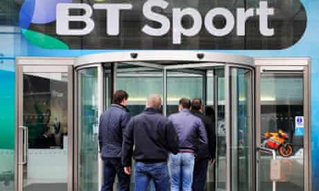 BT boss Ian Livingston has benefited from the company's share price rise