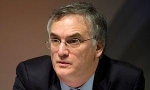 MPC member Paul Fisher