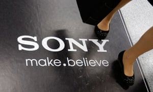 Sony has made a profit after years of losses