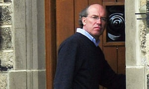 James Crosby stripped of knighthood