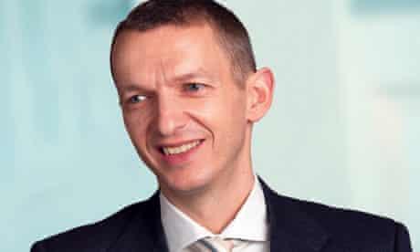 Bank of England's Andrew Haldane