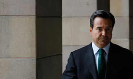 Lloyds chief executive Antonio Horta-Osorio at the Treasury select committee meeting, June 2013