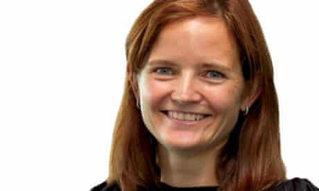 Charlotte Hogg, new COO of the Bank of England