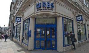 RBS capital shortfall