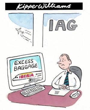 Kipper Williams cartoon 21 June