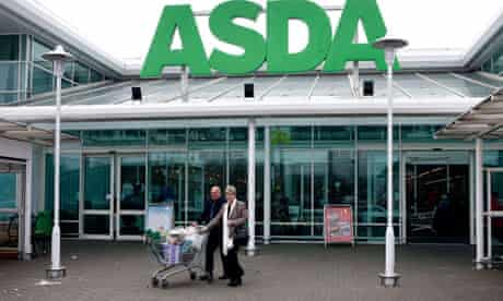 Asda's survey suggests people have less money to spend than in 2010