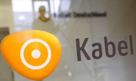 Vodafone makes offer for Germany's biggest cable operator, Kabel Deutschland