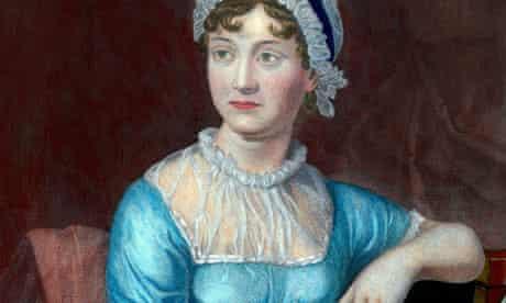 Jane Austen (1775-1817), English novelist and author